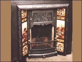 Antique Firplaces In Kent The Victorian Fireplace