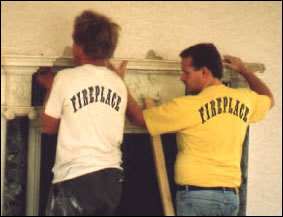 fireplace fitting services